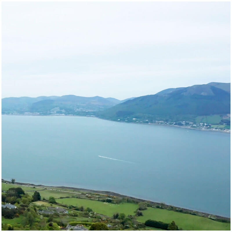Slieve Foy Loop, Carlingford