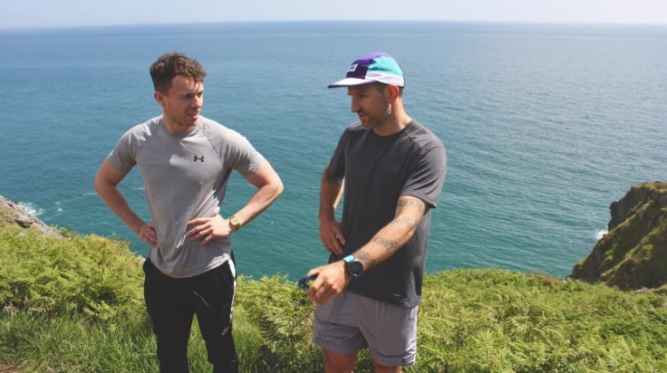 PODCAST: Gavin Hennigan Talks About His Struggles With Addiction, Coming Out As Gay, And Taking On A 330km Mountain Race In The Italian Alps