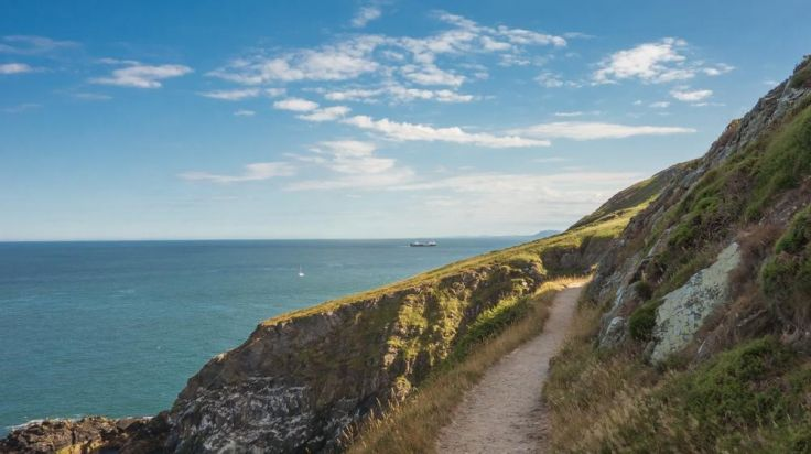 This Coastal Walk Will Give You Some Of The Best Panoramic Views In Ireland